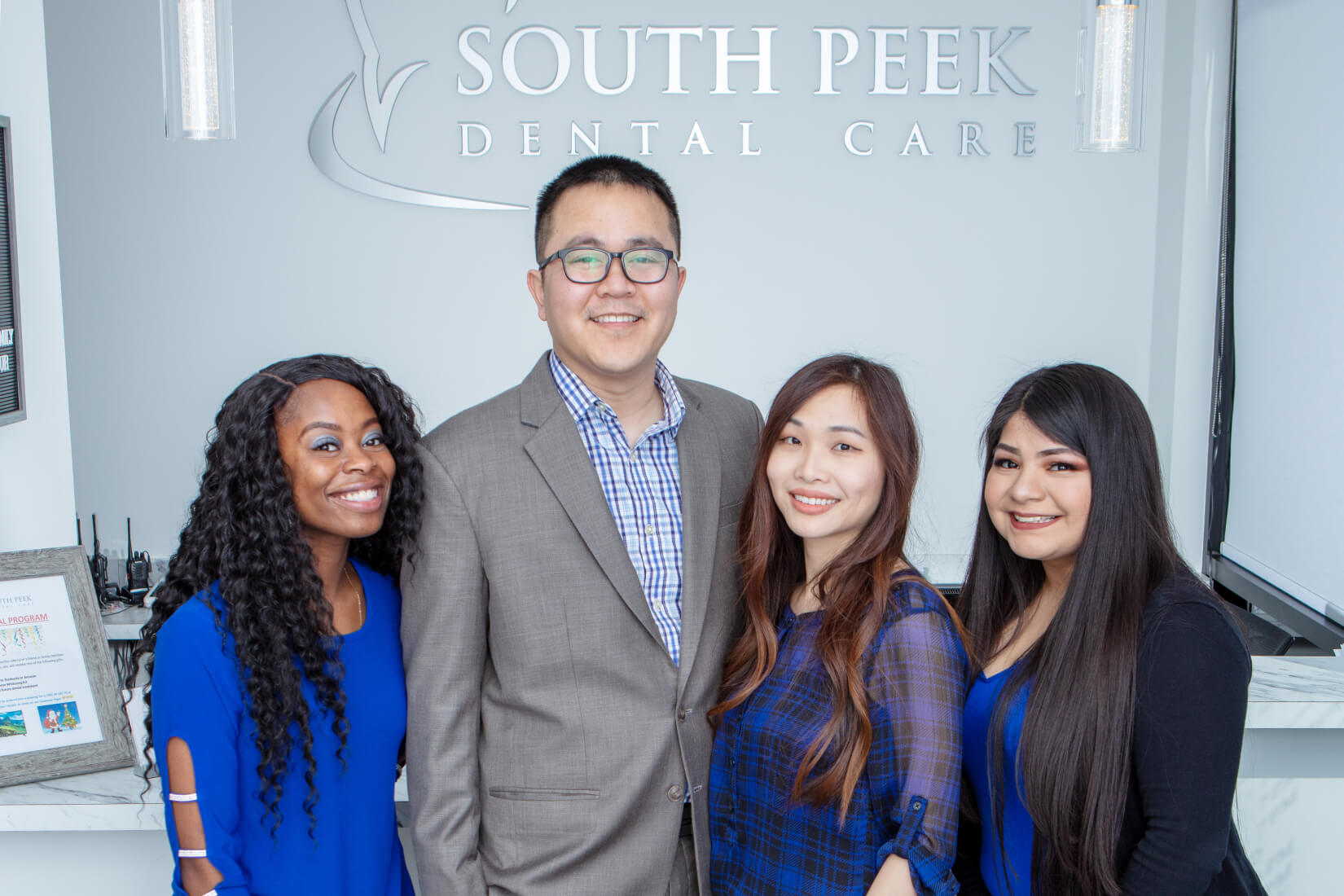 Dr. Nguyen and Team. Dentist in Katy Texas